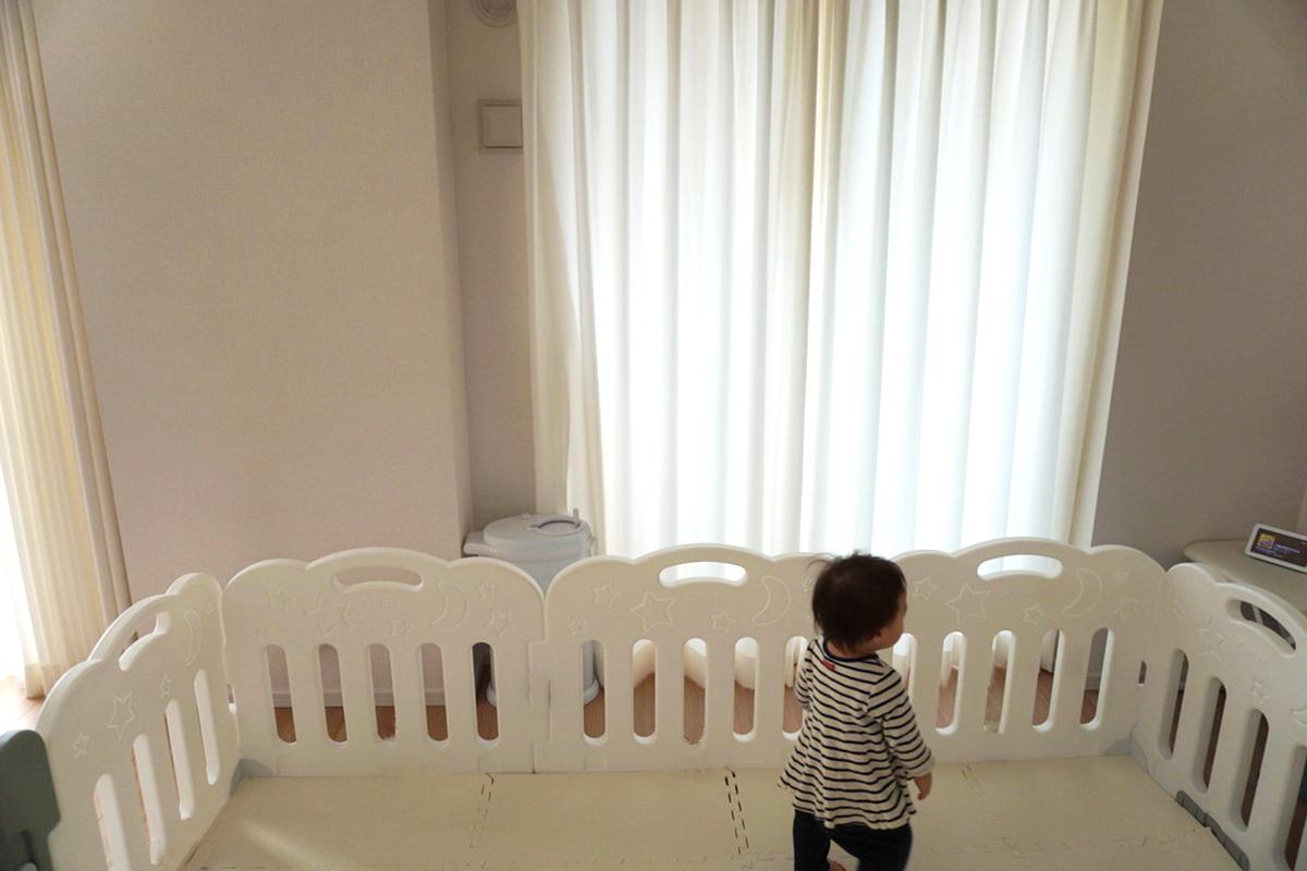 赤ちゃん、日中の居場所