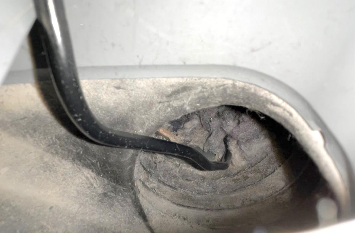 ドラム式洗濯機の乾燥時間が長くなるのを防ぐ